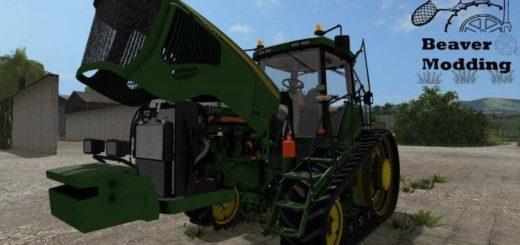 Мод трактор JOHN DEERE 8520T V1.0.0.0 FS17