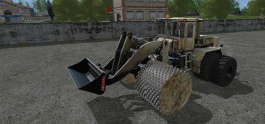 Мод трактор Кировец К-702 УДМ-2 Фарминг Симулятор 2017