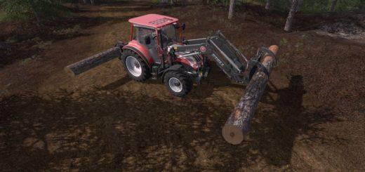 Мод LIZARD LOG SHIELD V1.1 Farming Simulator 2017