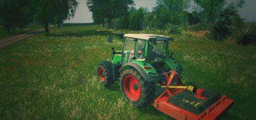 Мод сенокосилка MESKO ROL Z066 V1.0.0.0 Farming Simulator 2017