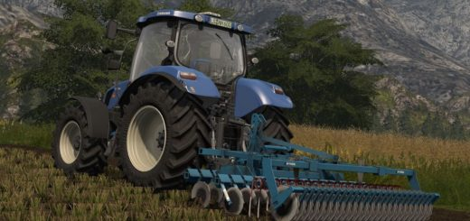 Мод культиватор RABE FIELD BIRD 3000 V1.0.0.0 Farming Simulator 17