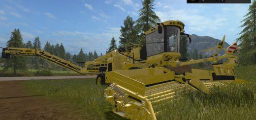 Мод ROPA NAWARO MOUSE V1.0 Farming Simulator 2017