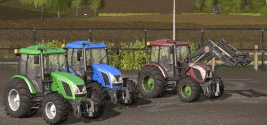 Мод трактор ZETOR MAJOR 80 BIG WHEELS V1.17 FS17