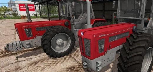 Мод трактор Schlüter 2500 TVL - DH v1.0 Farming Simulator 17