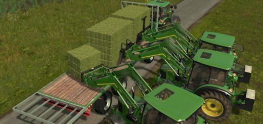 Мод ПАК ALO ANBAUGERÄTE V1.1.0.0 Farming Simulator 17