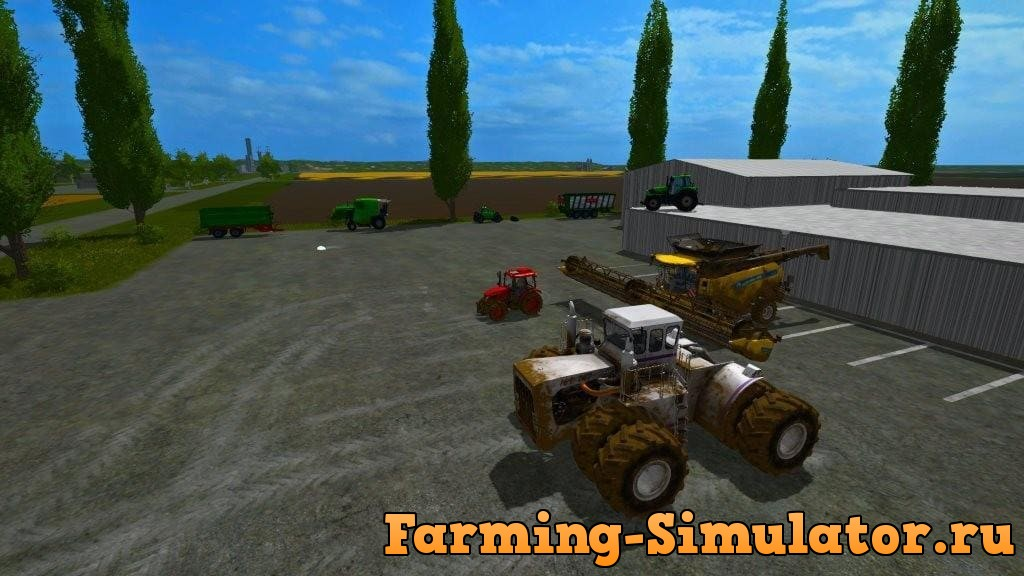 Мод скрипт CLEANING CREW V1.0.0.0 Farming Simulator 17
