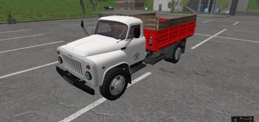 Мод грузовик ГАЗ 53 v1.0.0.0 Фарминг Симулятор 2017