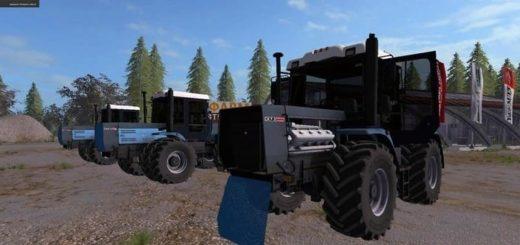 Мод трактор ХТЗ-17221 Фарминг Симулятор 2017