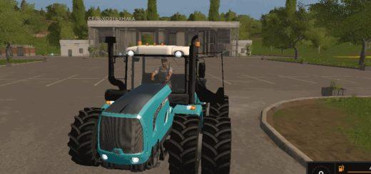 Мод трактор ХТЗ HTZ-241 AND 244K V1.0 Фермер Симулятор 2017