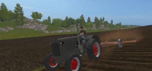 Мод трактор McCormick-Deering 15-30 Farming Simulator 17