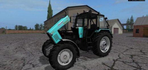 Мод трактор МТЗ 1221 v1.1 Фермер Симулятор 2017