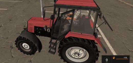 Мод ПАК тракторов МТЗ v2.0 Фермер Симулятор 2017