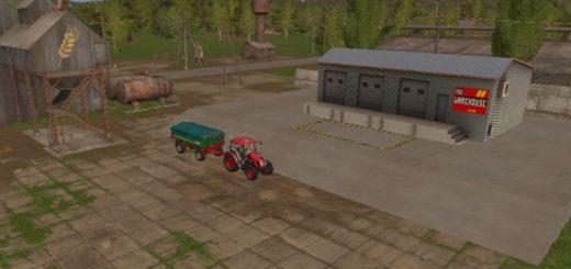 Мод Точка продажи v 1.3.1 Farming Simulator 2017