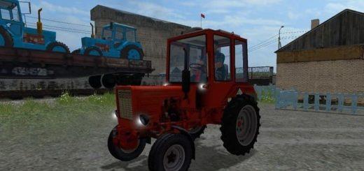 Мод трактор Т-25А Фермер Симулятор 2017