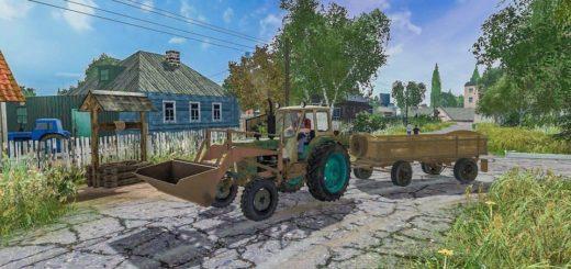 Трактор ЮМЗ-6Л v 1.0.0.2
