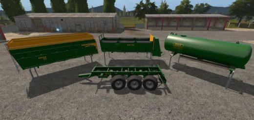 Мод ПАК ZDT MEGA-25 V1.0.0.0 Farming Simulator 2017