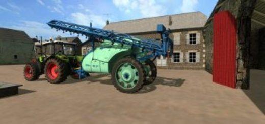 Опрыскиватель BERTHOUD TENOR 35 37 V1.0 Farming Simulator 2017