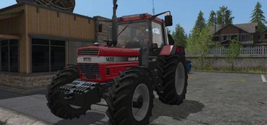 Moд трактор CASE IH 1455 XL V1.0 Farming Simulator 17