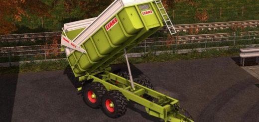 Мод прицеп CLAAS CARAT 180T V1.0 Farming Simulator 2017