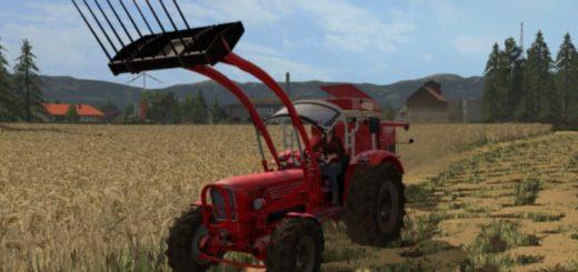 Мод трактор GUELDNER G75A V1.0.1 Farming Simulator 2017