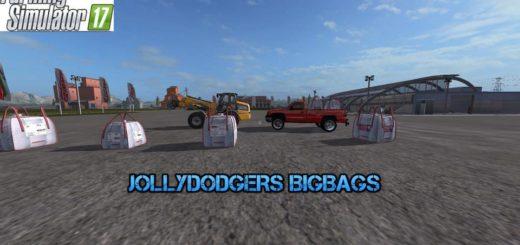 Мод JOLLYDODGERS BIGBAGS V1.0 FS17