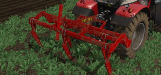 Мод плуг LAMOLA RL5F V1.0.0.0 Farming Simulator 2017