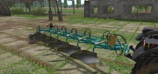 Мод плуг PHX 6X35 BETA Farming Simulator 2017