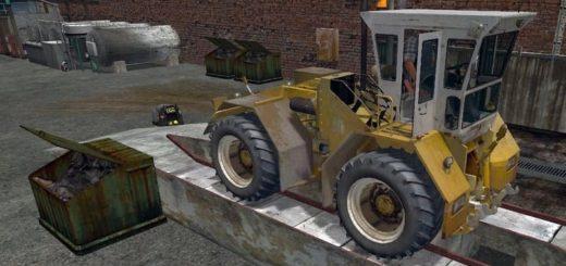 Мод трактор RABA STEIGER 180 V1.0 Farming Simulator 2017