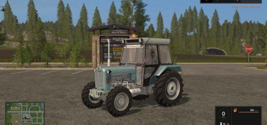 Мод трактор RAKOVICA 76DW V1.0 Farming Simulator 2017