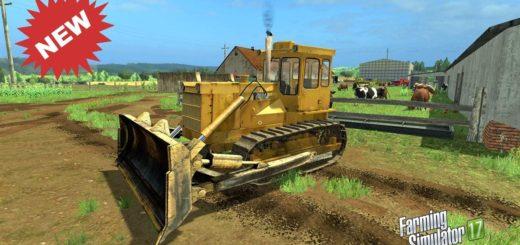 Мод трактор Т 170 v1.3 Фермер Симулятор 2017