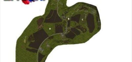 Мод карта LHOTA MAP V2.6.0.5 FIXED Farming Simulator 2017