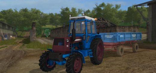Мод трактор ЛTЗ 55 Фермер Симулятор 2017