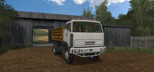 Мод грузовик Skoda-LIAZ 110 v1.0 Farming Simulator 2017