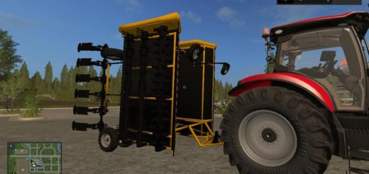 Мод ботвоудалитель ALLOWAY BEET TOPPER V2.0 Farming Simulator 2017