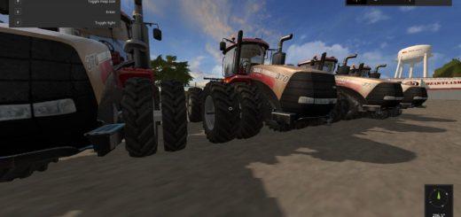 Мод трактор CASEIH STEIGER USA V2.0 Farming Simulator 17
