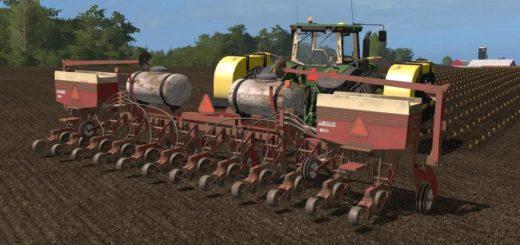Мод сеялка CASE IH 900 CYCLO V1.1 Farming Simulator 2017