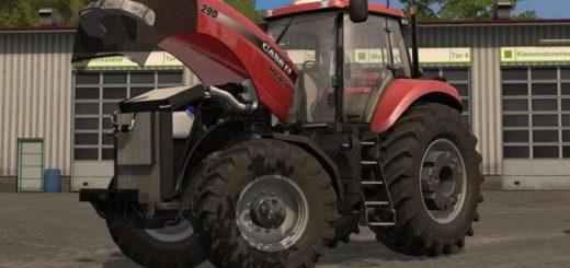 Мод трактор Case IH Magnum 290/315/340/370 v1.0 FS17