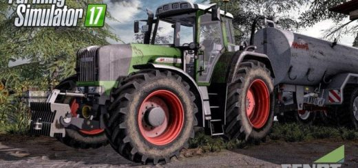 Мод трактор Fendt 900 Vario TMS Series Pack v1.0 FS17