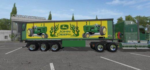 Мод прицеп GREEN ENVY V1.0 Farming Simulator 2017