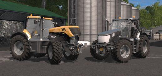Мод трактор JCB FASTRAC 7000 V1.2.0.0 Farming Simulator 2017
