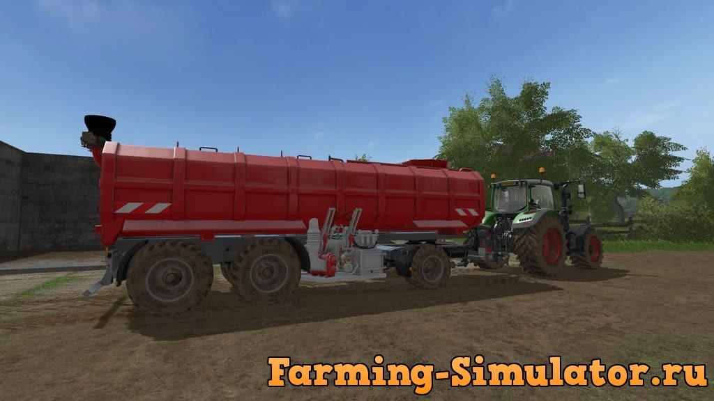 Мод ПАК KRAMPE DA 34 ROADRUNNER V1.0.0.0 Farming Simulator 2017