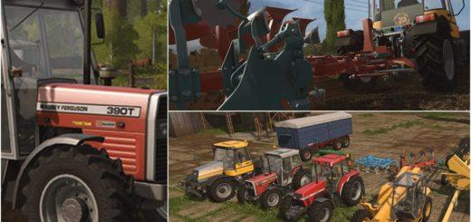 Мод Modern Classics DLC Farming Simulator 17