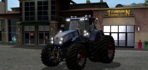 Мод трактор New Holland T7 290/315/chip v1.0 FS17
