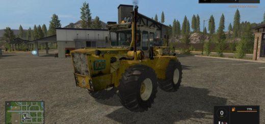 Мод трактор Raba Steiger 250 v1.0.0.0 FS17