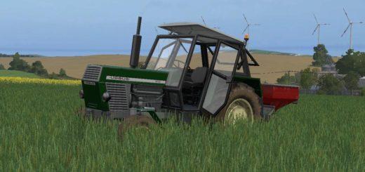 Мод трактор URSUS 902 CZARNEL EDIT V1.0 Farming Simulator 17