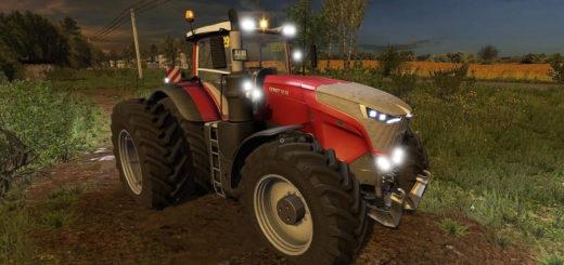 Мод трактор Fendt 10xx Vario Serie v1.0 Farming Simulator 2017