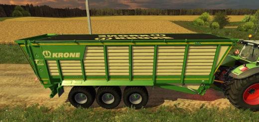 Мод прицеп Krone TX Pack DH v1.0 Farming Simulator 2017