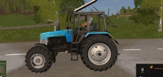 Мод ПАК тракторов МТЗ-1221 v1.0 Фермер Симулятор 2017