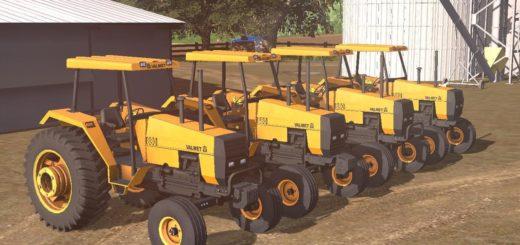 Мод трактор VALMET 880 V1.0 Farming Simulator 2017