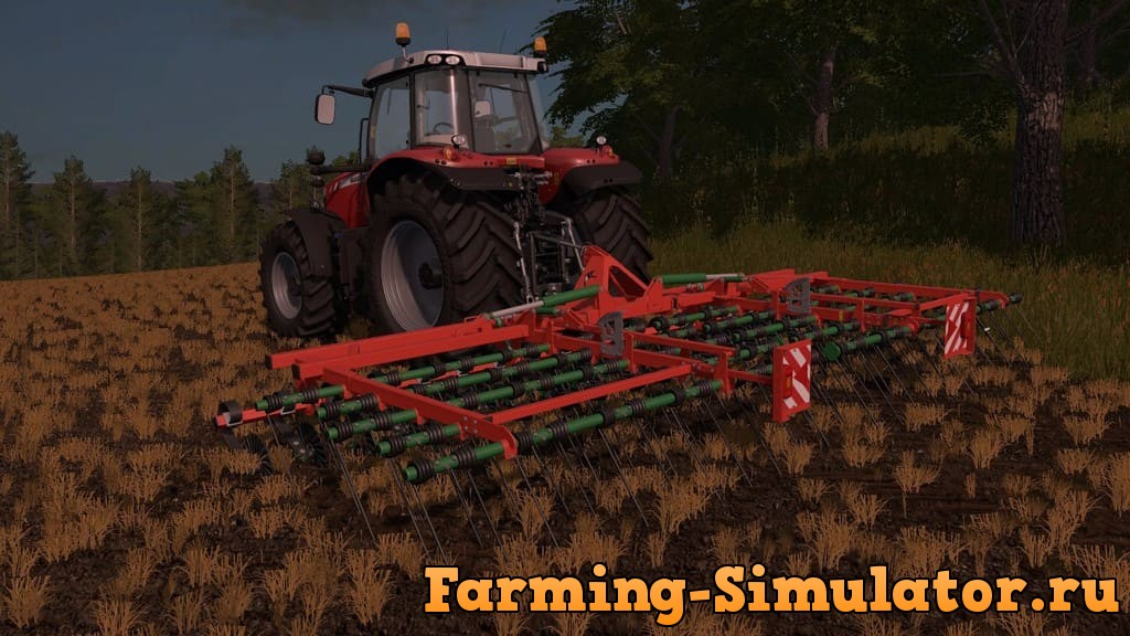 Мод полольник AGROMASZ BM V1.0.0.0 Farming Simulator 2017